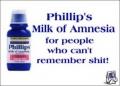 Milk Of Amnesia