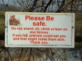 Zoo Safety