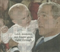 Bush And A Baby