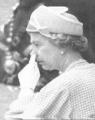 Queen Elizabeth Digs For Gold