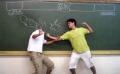 Chalkboard Violence