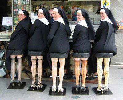 Fun Nuns