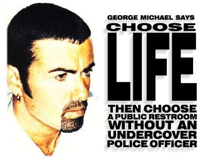 George Michael PSA