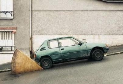 Parking Wedge