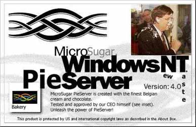 MS Pieserver