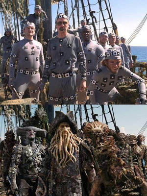 CGI Pirates