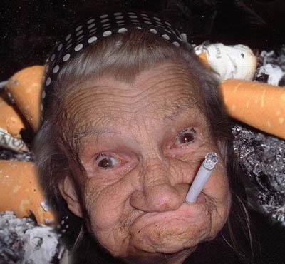 Popeye's Mom