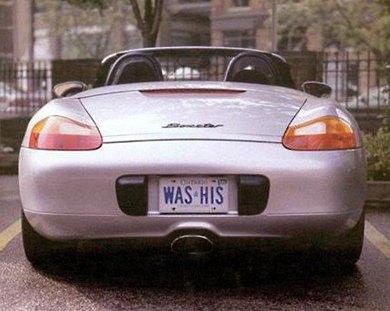 Porsche Was His