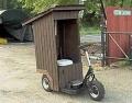 Portable Outhouse