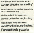 Punctuation Lesson