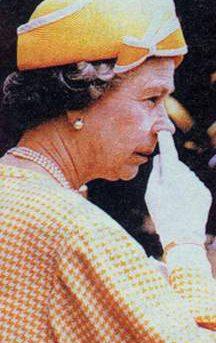 Queen Nose Pick