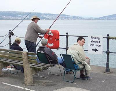 Rebellious Fisherman