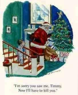 Christmastime Medication