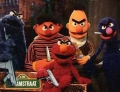On The Shady Side of Sesame Street