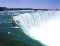 Surfing Niagara