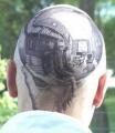 Cue Ball Tattoo